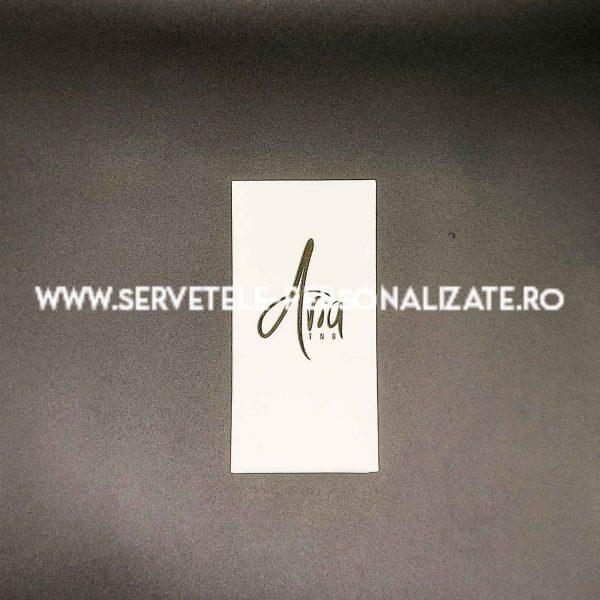 Servetele Personalizate Antibateriene Umede Simple-132824