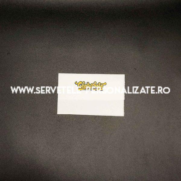 Servetele Personalizate Antibateriene Umede Simple-132947