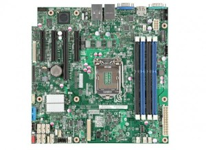 Intel Brand Server Motherboards for Haswell Xeon E31200 V3 Processors
