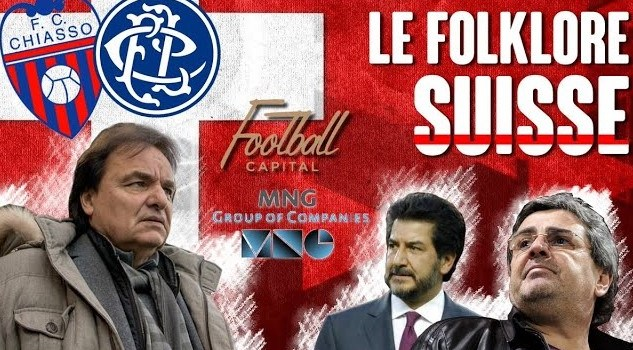 Football folklore : bienvenue en Suisse ! (par Romain Molina)