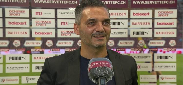 """Massimo Lombardo: """"Il faudra être patient avec les jeunes joueurs"""""""