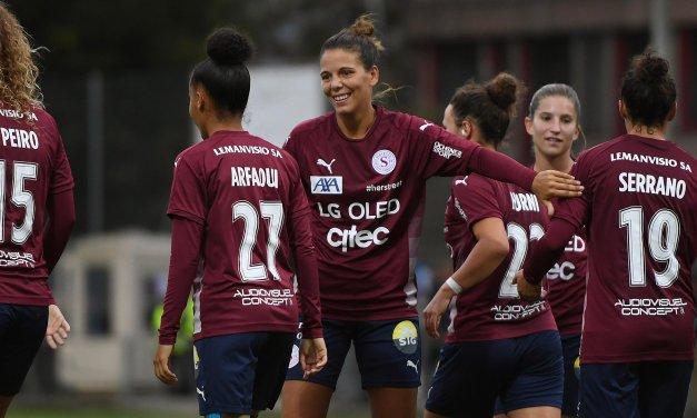 FC Zürich Frauen – Servette FCCF : Match à 9 points