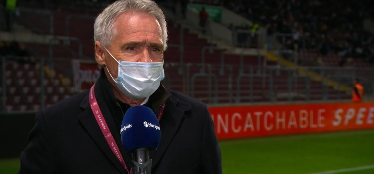 """Gérard Bonneau: """"il y a un vrai projet à Servette"""" (Swisscom blue Sports Romandie)"""