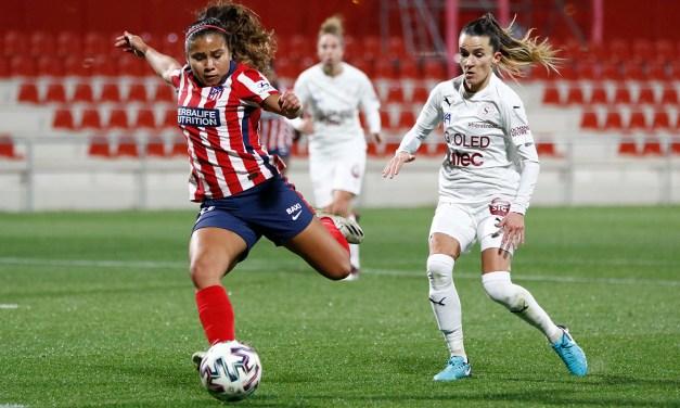 Atlético Madrid – Servette FCCF 5-0 (2-0) : La marche était trop haute