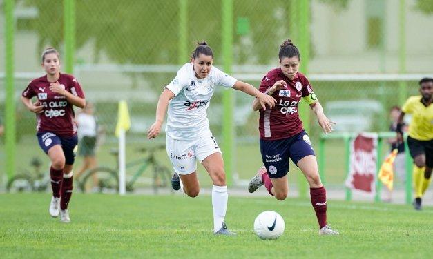 Servette FC Chênois Féminin- FC Zürich Frauen : de la revanche dans l'air