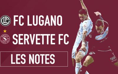 Lugano – Servette 1-1 : Miraculeux
