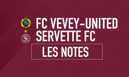 Vevey-Servette 2-4 : Dans la douleur