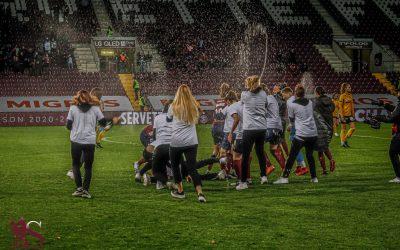 Servette FCCF – YB Frauen 2-0 : Championnes ma sœur !