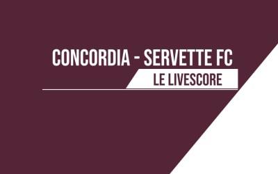 Concordia Bâle – Servette   Le Livescore