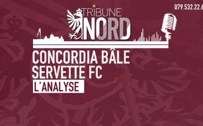 Concordia Bâle – Servette | L'analyse