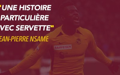 Servette – YB | L'avant-match avec Jean-Pierre Nsamé