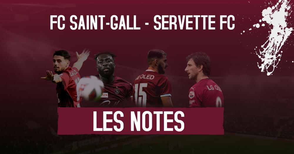 Saint-Gall – Servette 2-1: une défaite qui fait (vraiment) mal