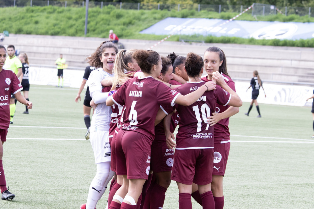 Walperswil – Servette FCCF 0-7: RDV en huitièmes !