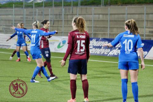 Servette FCCF - FC Lucerne