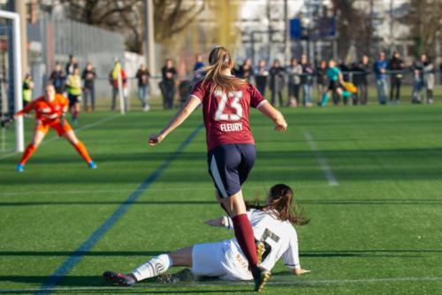 Servette-Chênois Féminin-FC Lugano