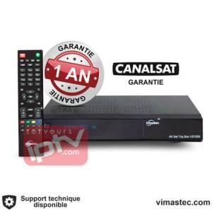 Vimastec VS1500 SAT 4K – H.265
