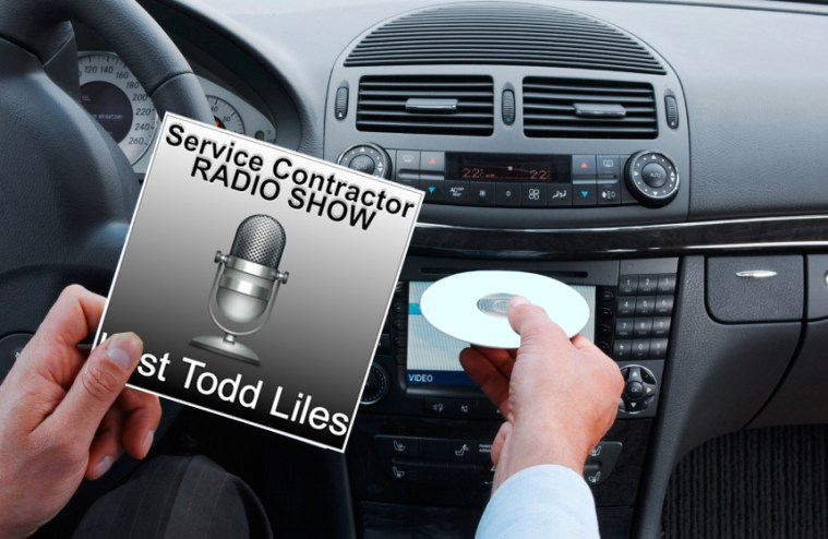 How to Download the Service Contracotr Radio Show to CD