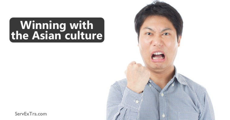 Winning with the Asian culture