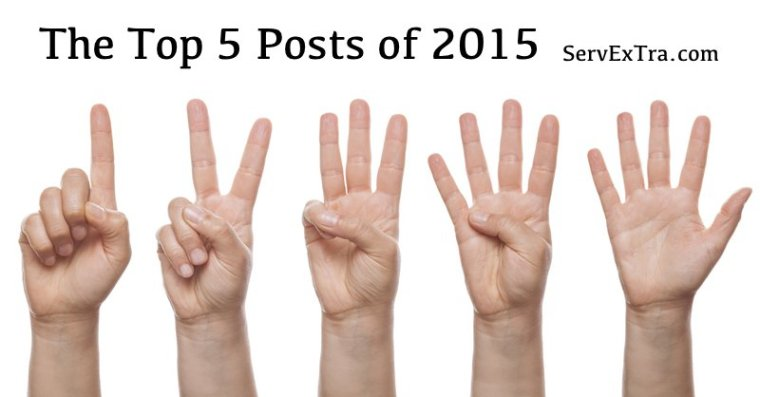 The top 5 posts of 2015