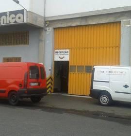Eurotécnica – Metalomecânica da Cancela, Lda