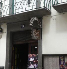 Restaurante Jardim da Carreira