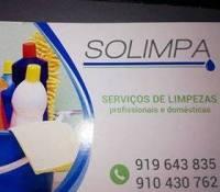 SOLIMPA – SERVIÇO DE LIMPEZAS PROFISSIONAIS E DOMESTICAS