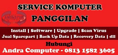 Jasa Install Ulang Windows 8 Komputer di Tangerang