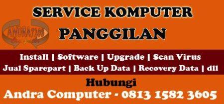 Jasa Service Komputer Panggilan di Angke