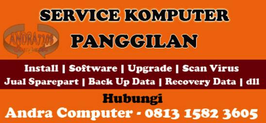Service Komputer Panggilan di Lippo Karawaci