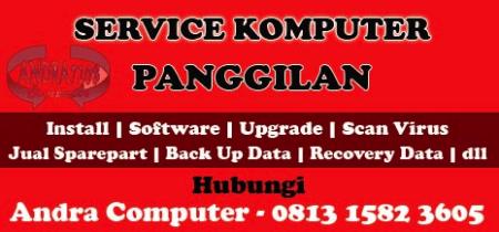 Jasa Service Komputer Panggilan di Karawang