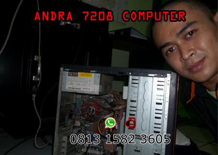 Jasa Service Komputer Panggilan di Pamulang