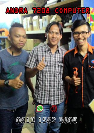 Jasa Service Komputer Panggilan di Pondok Pinang