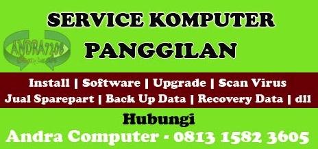 Jasa Service Komputer Panggilan se Harga Kaskus dan Terpercaya