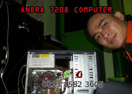 Service Komputer Panggilan di Ragunan
