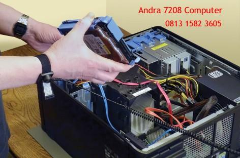Service Komputer di Petogogan