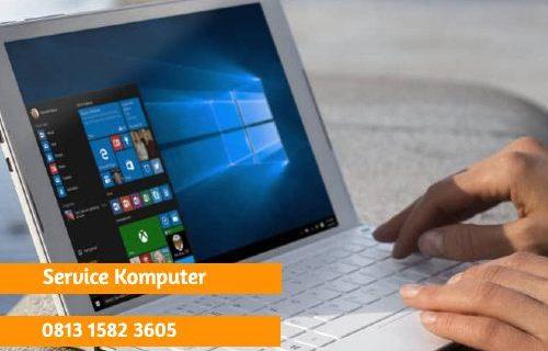 Tempat Instal Ulang Laptop Terdekat di Jakarta Utara