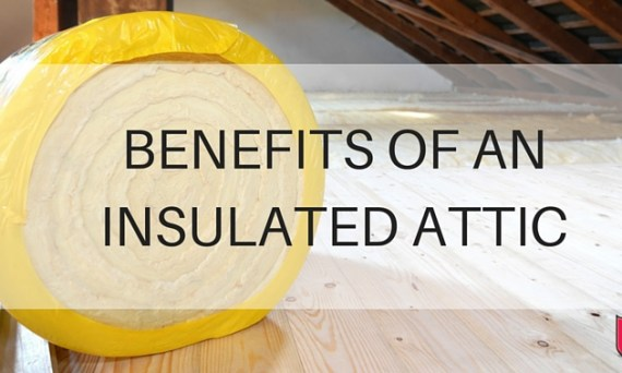Improve attic insulation for better heating and cooling