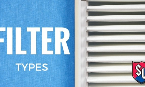 Types of Air Filters for HVAC and Furnaces