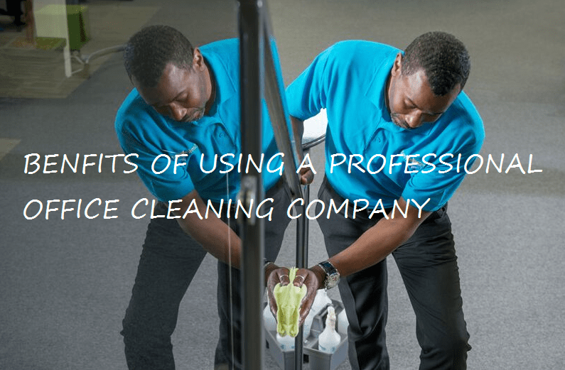Why Use Professional Office Cleaners