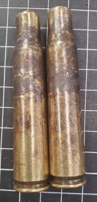 50 Caliber Brass WWII Casings