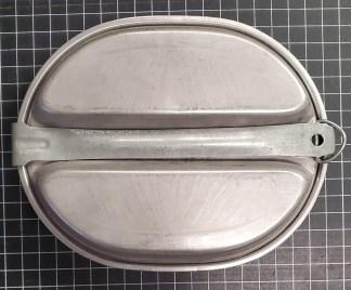 1951 Korean War Era U.S. G.I. Dazey Co., Mess Pan