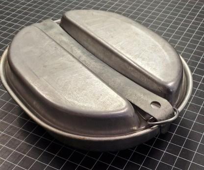 Mess Pan, US G.I. 1945 AGM Co.