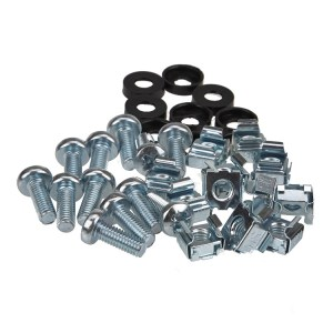 M6 Cage Nut Fix Kit Pk.50