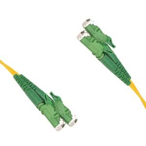 E2000/APC-E2000/APC Singlemode 9/125 duplex patchcord | E2000/APC singlemode patchcord | E2000/APC singlemode patch cord | E2000/APC patch cord | E2000/APC patchcord | E2000/APC-E2000/APC singlemode patchcord |E2000/APC- E2000/APC singlemode patch cord | E2000/APC-E2000/APC patch cord | E2000/APC-E2000/APC patchcord
