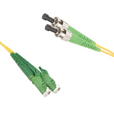E2000/APC-ST/APC Singlemode 9/125 duplex patchcord   ST/APC singlemode patchcord   ST/APC singlemode patch cord   ST/APC patch cord   ST/APC patchcord   E2000/APC singlemode patchcord   E2000/APC singlemode patch cord   E2000/APC patch cord  E2000/APC patchcord   ST/APC-E2000/APC singlemode patchcord  ST/APC- E2000/APC singlemode patch cord   ST/APC-E2000/APC patch cord   ST/APC-E2000/APC patchcord