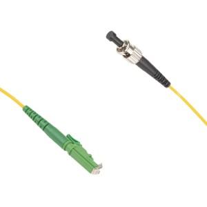 E2000/APC-ST Singlemode 9/125 simplex patchcord | ST singlemode patchcord | ST singlemode patch cord | ST patch cord | ST patchcord | E2000/APC singlemode patchcord | E2000/APC singlemode patch cord | E2000/APC patch cord |E2000/APC patchcord | ST-E2000/APC singlemode patchcord |ST- E2000/APC singlemode patch cord | ST-E2000/APC patch cord | ST-E2000/APC patchcord