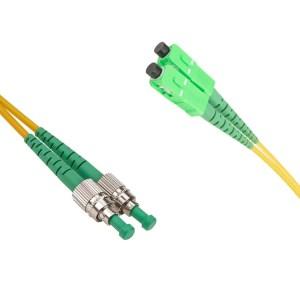 FC/APC-SC/APC Singlemode 9/125 duplex patchcord | FC/APC singlemode patchcord | FC/APC singlemode patch cord | FC/APC patch cord | FC/APC patchcord | SC/APC singlemode patchcord | SC/APC singlemode patch cord | SC/APC patch cord |SC/APC patchcord | FC/APC-SC/APC singlemode patchcord |FC/APC- SC/APC singlemode patch cord | FC/APC-SC/APC patch cord | FC/APC-SC/APC patchcord