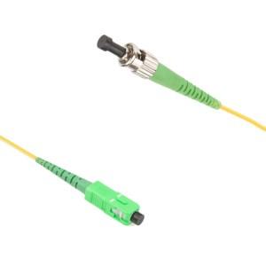 SC/APC-ST/APC Singlemode 9/125 simplex patchcord | SC/APC singlemode patchcord | SC/APC singlemode patch cord | SC/APC patch cord | SC/APC patchcord | ST/APC singlemode patchcord | ST/APC singlemode patch cord | ST/APC patch cord |ST/APC patchcord | SC/APC-ST/APC singlemode patchcord |SC/APC- ST/APC singlemode patch cord | SC/APC-ST/APC patch cord | SC/APC-ST/APC patchcord