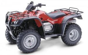 Honda TRX400FA TRX400FGA TRX400 Rancher Manual