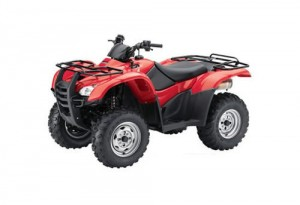 Honda TRX420TMTEFMFEFAFGA Fourtrax Rancher TRX420 Manual